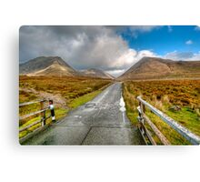 Between Showers Canvas Print
