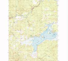 USGS Topo Map Washington State WA Silver Lake 243716 1985 24000 by wetdryvac