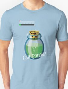 Got Potion? - Green Unisex T-Shirt