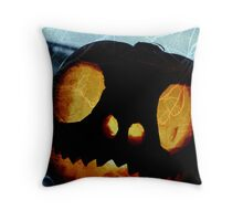 That spooky time of year Throw Pillow