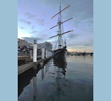 Tall Ship, Fleet Review, Darling Harbour, Sydney 2013 Unisex T-Shirt