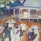 Brahmans of the valley by Natasha Hodgson