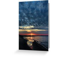 Shining Sands Greeting Card