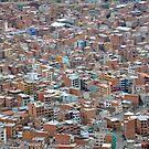 El Alto, Bolivia, 2011. by Mark  Wilson