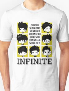 INFINITE Destiny Chibi Unisex T-Shirt