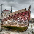 Waiting for the Tide by JPassmore
