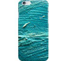 texture blu white iPhone Case/Skin