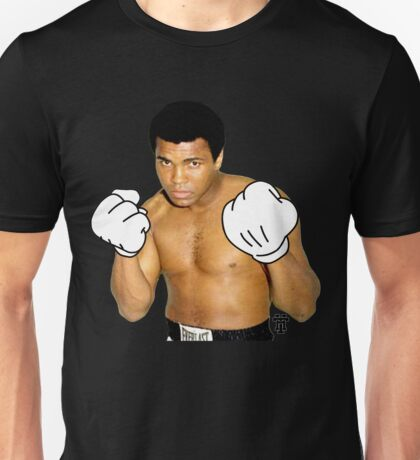 Cartoon Ali Unisex T-Shirt