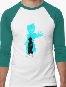 super saiyan blue goku grunge T-Shirt