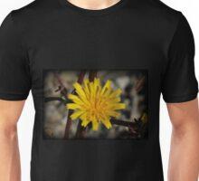 Frost Bloom Unisex T-Shirt