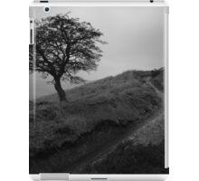 Tree, Win Hill iPad Case/Skin
