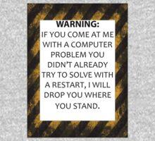 IT Warning by RandomGuy