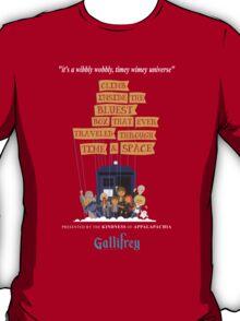 It's a Wibbly Wobbly, Timey Wimey Universe T-Shirt