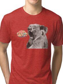 Raise your Koala well Tri-blend T-Shirt