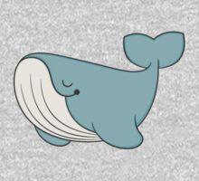 lou, the whale One Piece - Long Sleeve