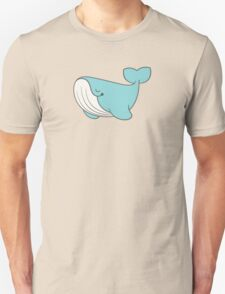 lou, the whale Unisex T-Shirt