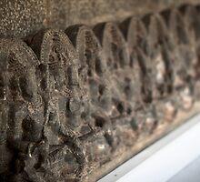 Ancient Artifact by Leslie  Hagen