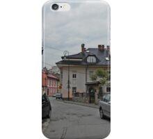 A street,Sarajevo. iPhone Case/Skin