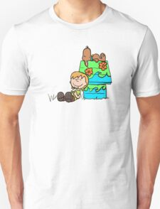 SNOOPY DOO - SHAGGY BROWN T-Shirt