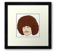 Brillo Dude Framed Print