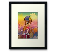 Mr.Teddy Bear Framed Print