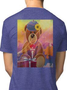 Mr.Teddy Bear Tri-blend T-Shirt