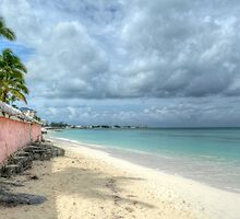 Cable Beach in Nassau, The Bahamas by Jeremy Lavender Photography