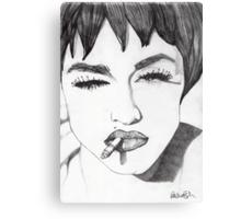 Madonna 4 Canvas Print