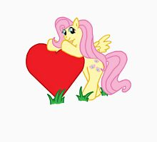 Fluttershy with Heart T-Shirt