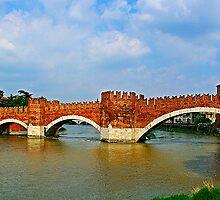 Brigde of Verona by Art-Motiva