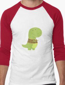 T-VEST Men's Baseball ¾ T-Shirt