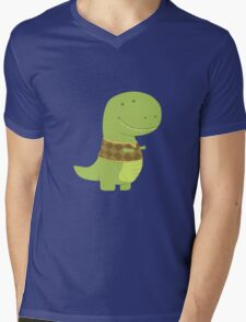 T-VEST Mens V-Neck T-Shirt