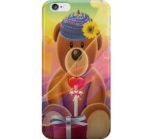 Mr.Teddy Bear iPhone Case/Skin