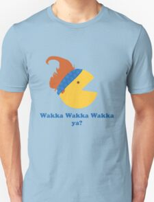 Wakka Wakka Wakka Ya? Unisex T-Shirt