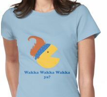 Wakka Wakka Wakka Ya? Womens Fitted T-Shirt