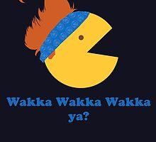 Wakka Wakka Wakka Ya? by lauramonaghan