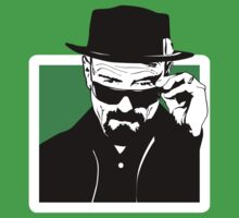 HEISENBERG, is watching you. by Théo Proupain