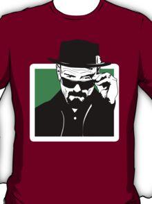 HEISENBERG, is watching you. T-Shirt
