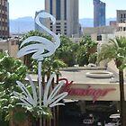 World Famous Flamingo Hotel by FrankieTease
