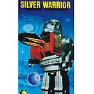 The Silver Warrior Toy by BUB THE ZOMBIE