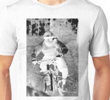 Downhill Mountain Riding Unisex T-Shirt
