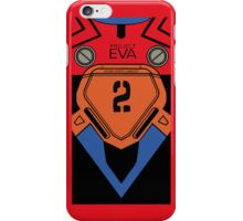 Asuka Soryu Langley Evangelion 02 iPhone Case iPhone Case/Skin