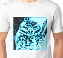 Ice Owl Unisex T-Shirt