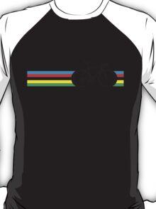 Bike Stripes World Road Race Champion T-Shirt