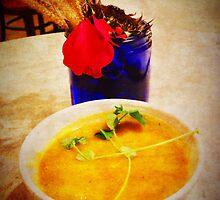 Curry Squash Soup by Ailinn