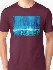 Breakers off Point Reyes original painting Unisex T-Shirt