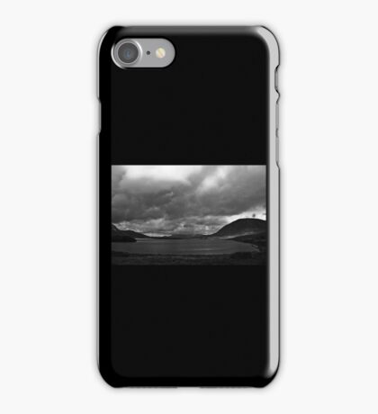 Ireland in Mono: The Water Is Wide iPhone Case/Skin