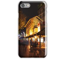 German Market 1 iPhone Case/Skin
