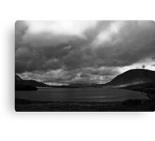 Ireland in Mono: The Water Is Wide Canvas Print