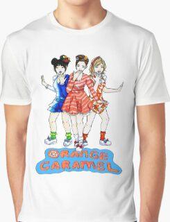 Orange Caramel - Catallena  Graphic T-Shirt